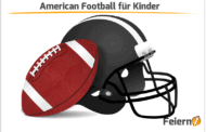 American Football für Kinder