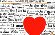 Ich liebe dich - international