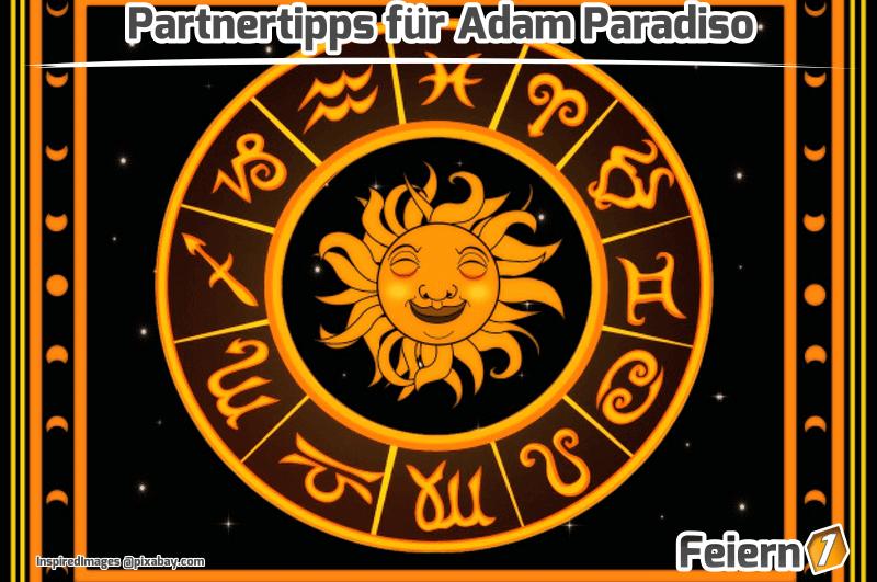 Partnertipps für Adam Paradiso