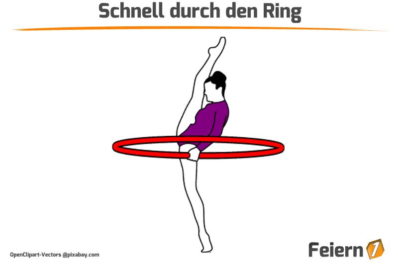 Schnell durch den Ring
