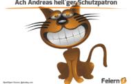 Ach Andreas heil´ger Schutzpatron