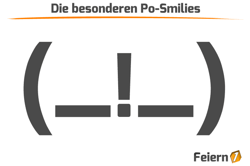 Die besonderen Po-Smilies