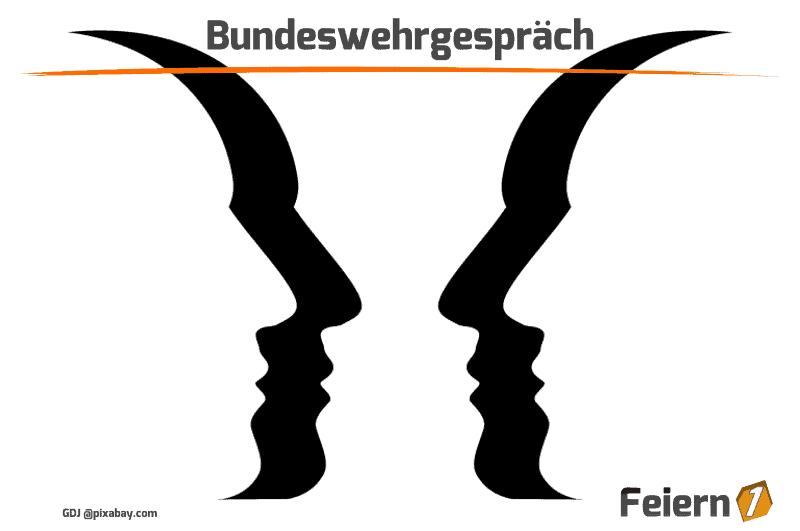 Bundeswehrgespräch