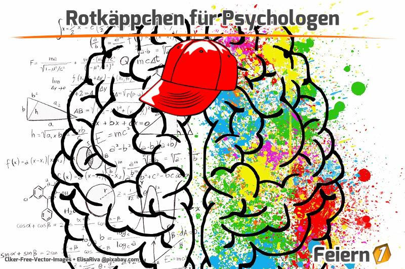 Rotkäppchen für Psychologen