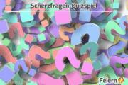 Scherzfragen-Quizspiel